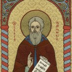 Venerable Sergius of Radonezh