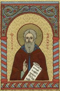 Venerable Sergius of Radonezh