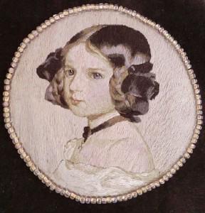 Portrait of Princess