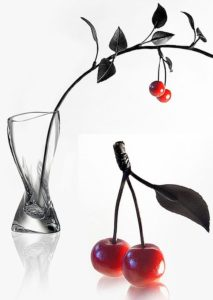 Exceptional taste and craftsmanship characterize works of Moscow based artist Natalia Nevrova. Cherry