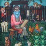 Hyperrealist artist Ivan Hoo