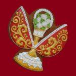 Vera Chernevich Gingerbread Terem Fairytale