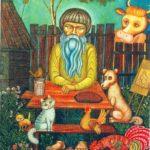 Siberian artist Albertina Fomchenko