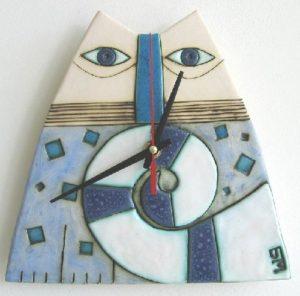 ceramic sculpture Aleksandar Makedonsky