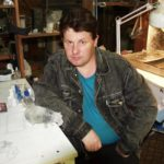 Ural stone cutter Dmitry Emelyanenko