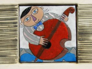 Jazz Makedonska Ceramic Art