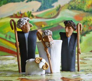 Self-taught ceramic artist Irina Tyulneva