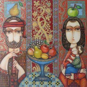 Tsolak Shaginyan spiritual ceramic art