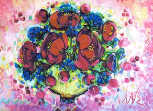 Poppies. 2003