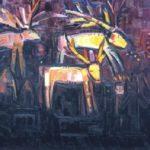Sky deer. 2003