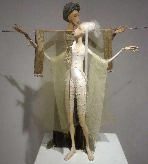 Creation by Natalia Lopusova-Tomskaya