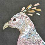 Exotic birds - main inspiration for Zara