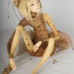 Russian doll master Natalia Lopusova-Tomskaya