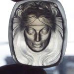 Cameo Scandinavia. Material - smoky quartz