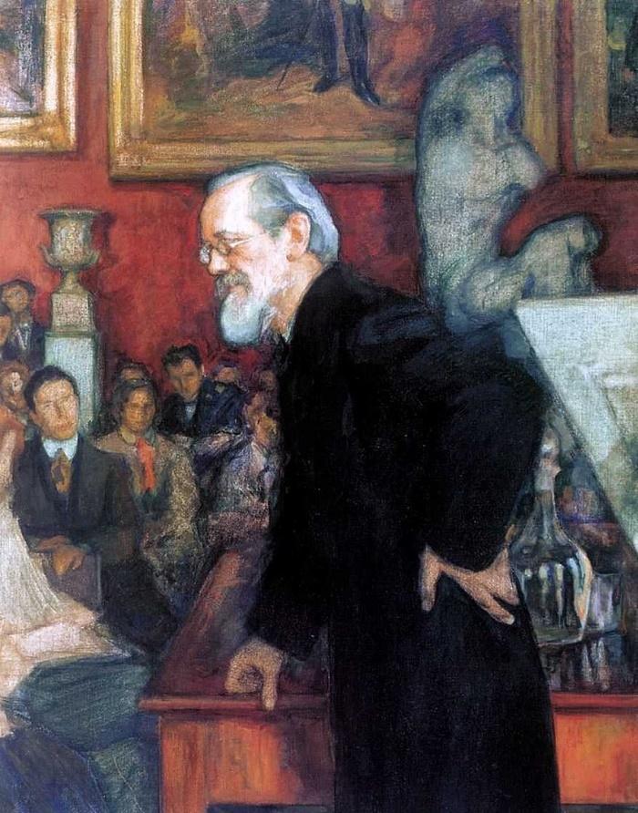 Historian V.O. Klyuchevsky