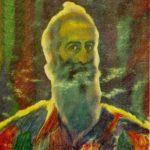 Bulgarian artist Vladimir Dimitrov Maistor