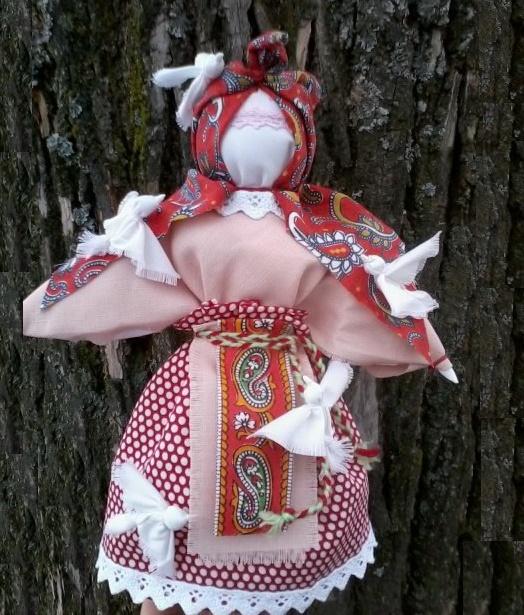 Bird of joy doll