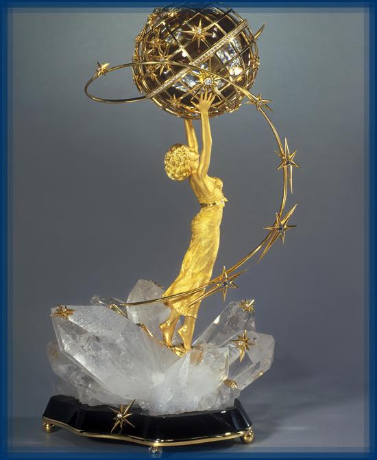 Sirin jewelry company miniature sculpture