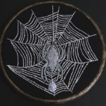A spider with a web