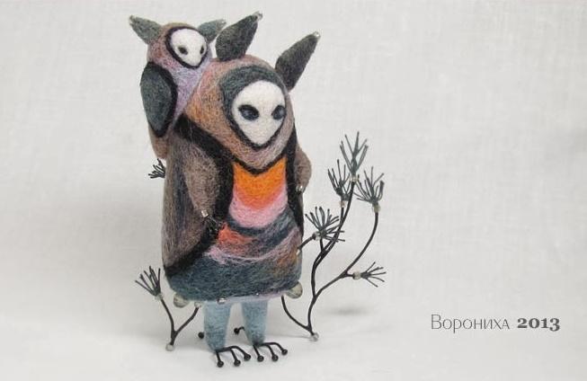 Owl's dawn. 2013