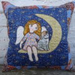 Angel on the Moon