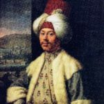 Antoine Favre 'European in Turkish costume'. 1762-1771