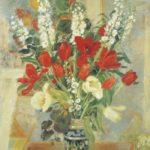 Wild Flowers. ca. 1970. 130 x 89 cm