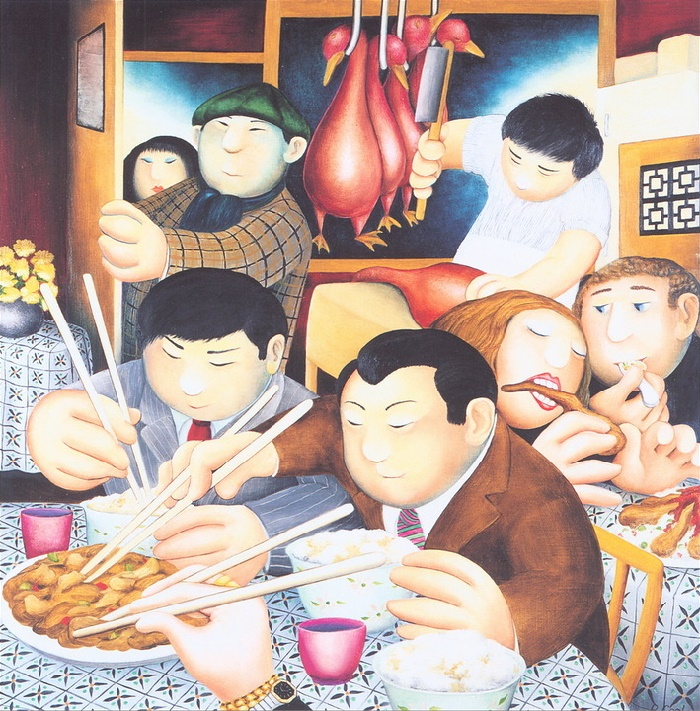 Chinese cafe