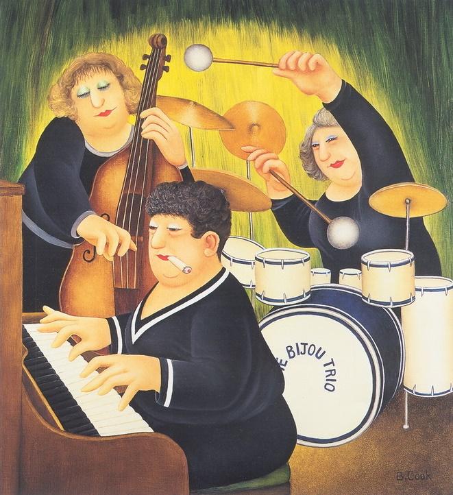 The Bijou Trio