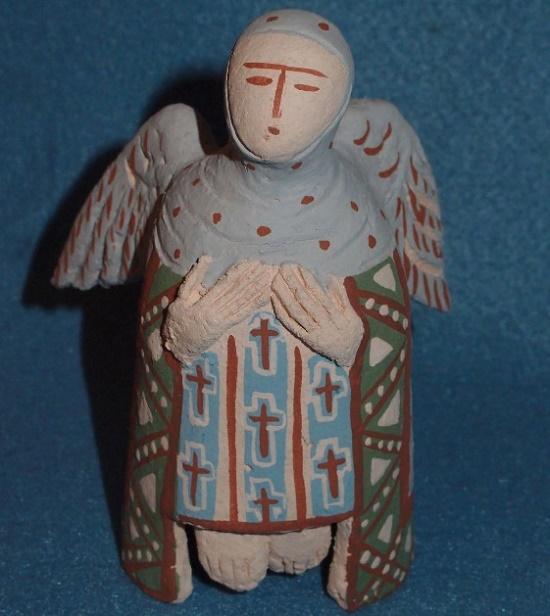 Figure of an angel