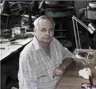 Ural stone cutter Viktor Vasiliev