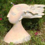 Wind instrument Ocarina ethnic art