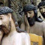Perm wooden sculpture