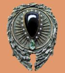 Russian artist jeweler Alexey Semanin