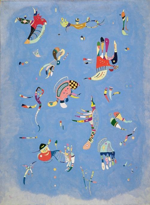 Heaven-blue, 1940