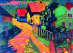 Wassily Kandinsky color theory