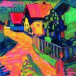 Russian painter Wassily Kandinsky