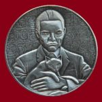 Russian artist Yuri Pantsyrev